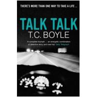 Talk talk av  T. C. Boyle