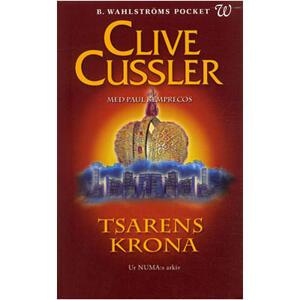 Tsarens krona av Clive Cussler och Paul Kemprecos
