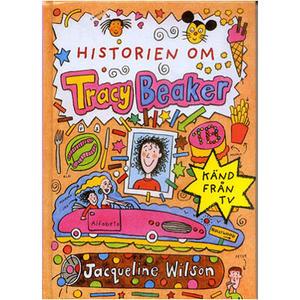 Historien om Tracy Beaker av Jacqueline Wilson