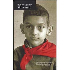 Vitt på svart av Ruben Gallego