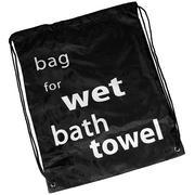Bag for bath towel