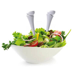 Jupipn' Jack salad set.