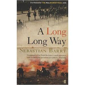A long long way av Sebastian Barry